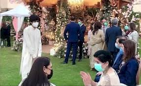 Bakhtawar Bhutto engagement Pic 3