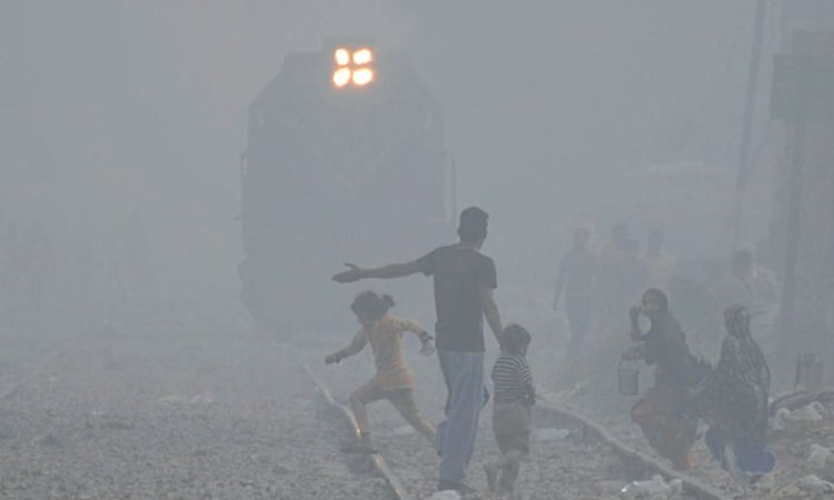 Lahore On Top Of  World's Most Polluted Cities List