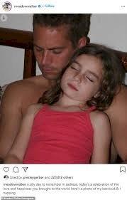 paul walker with daughter 2