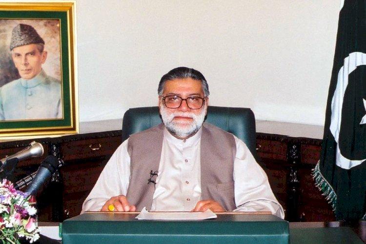 Former Prime Minister Zafarulllah Khan Jamali passed Away