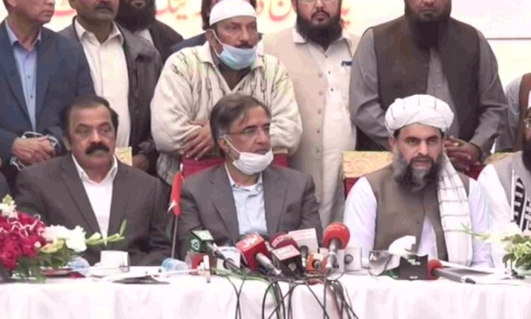 PDM Adamant On Holding Rally In Lahore