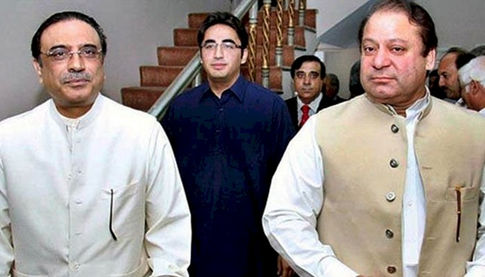 PML-N and PPP Have Allegedly Agreed To Resign