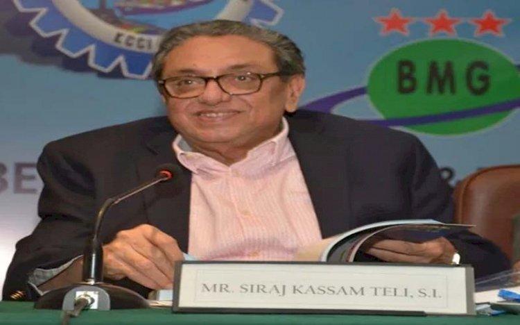 Industrialist Siraj Kassam Teli Passes Away In Dubai