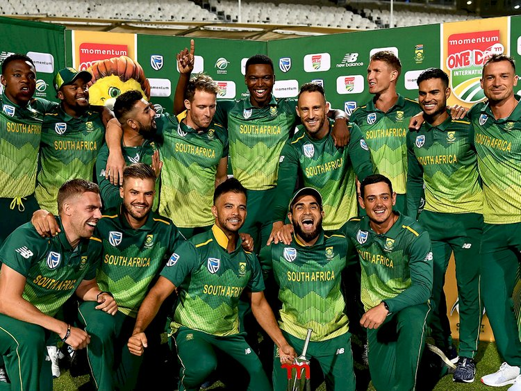 South African Cricket Team Confirms Their Pakistan Tour