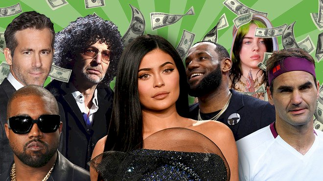 Who Is On The Forbes World's Highest Paid Celebrities 2020 List?