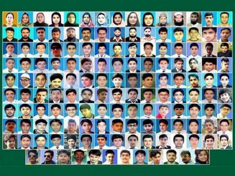 Pakistan Remembers APS Peshawar Attack On 16th December