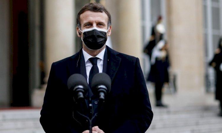 French President Emmanuel Macron Tested Positive For Coronavirus