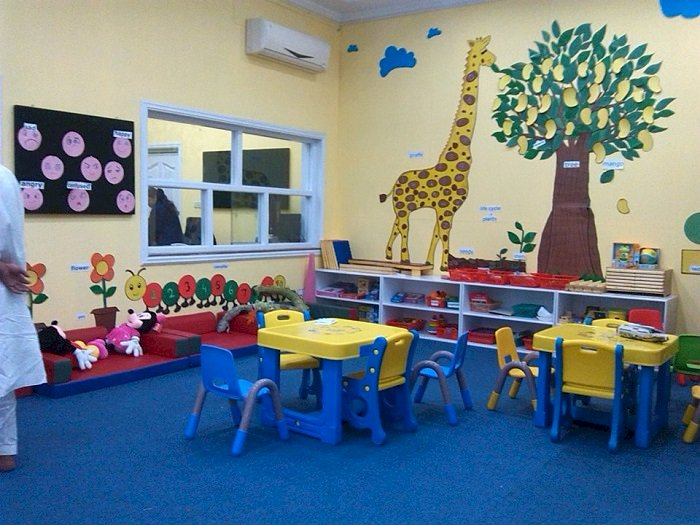 Rawalpindi Judicial Complex Now Have Its Own Daycare Center