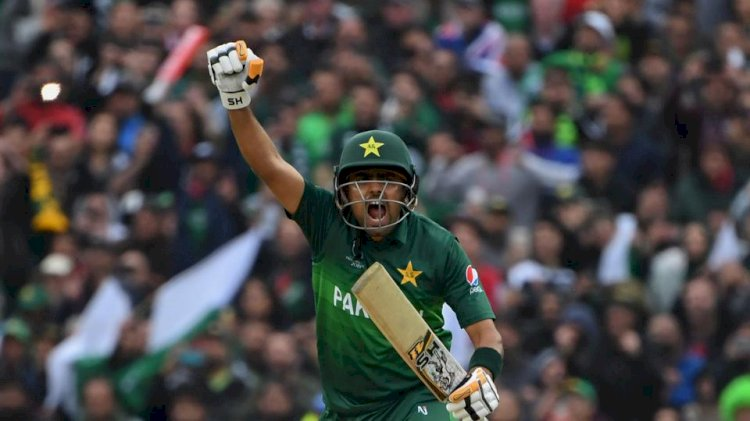 Pakistan Beats New Zealand In Third T20 By Four Wickets