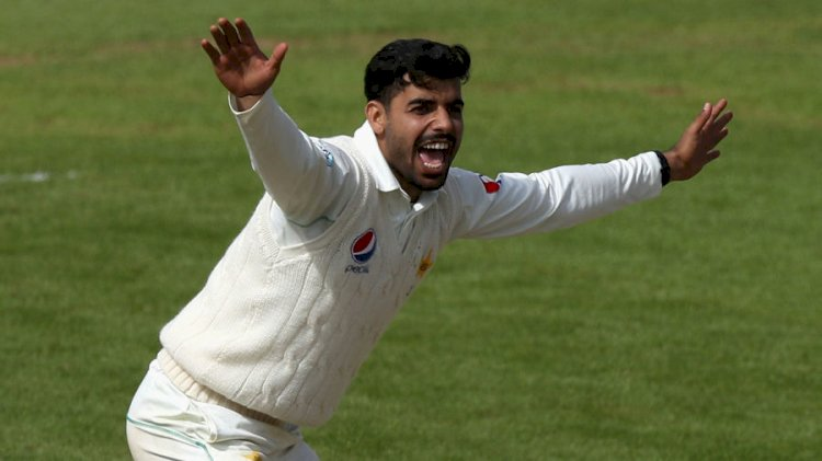 Shadab Khan Ruled Out of First Test Against New Zealand