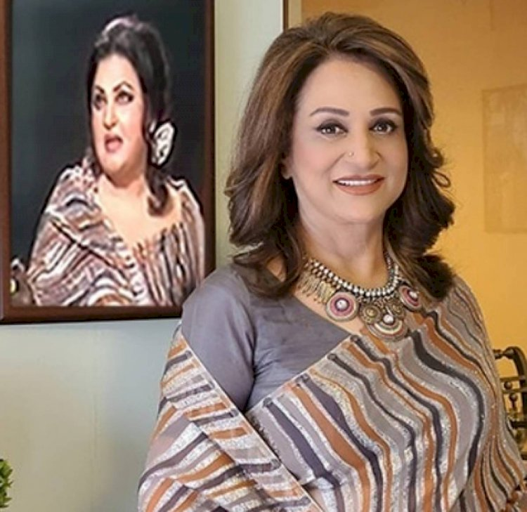 Bushra Ansari Pays Tribute To Malika-e-Tarannum, Noor Jahan