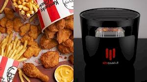 KFC Launched A Gaming Console with Chicken Heating Chamber