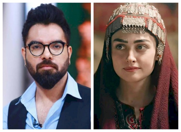 Esra Bilgic Is Yasir Hussain's Mother According To Google