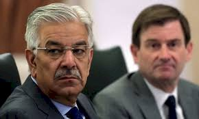 Khawaja Asif Arrested By NAB In Case Of Assets Beyond Means