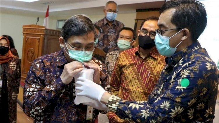 Indonesia Invents Breath-Based COVID-19 Test