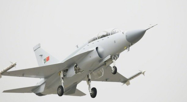 China Hand Over 14 Dual-Seat JF-17 Fighter Jets To PAF
