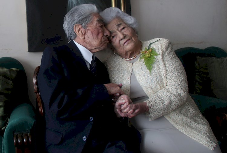 The Oldest Married Couple According To Guinness World Records