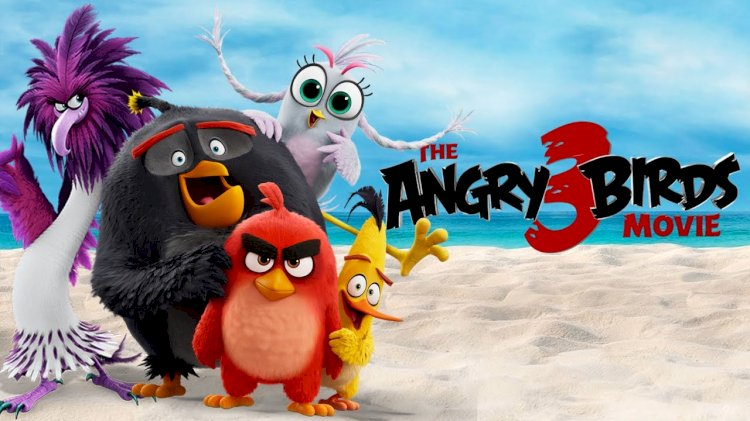 A Sequel Of Angry Birds 'The Angry Birds Movie 3' To Hit Cinemas Soon