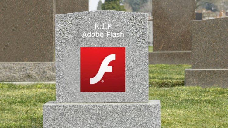Journey Of Universal Technology Adobe Flash Comes To An End Today