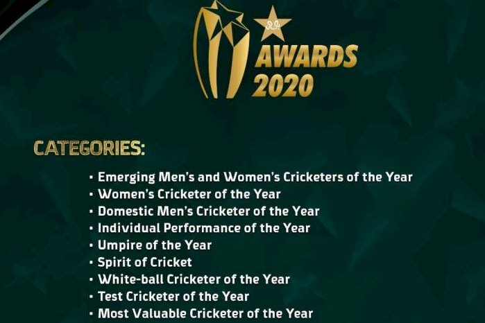 PCB Announces Nominees For PCB Awards Final Results Out Today