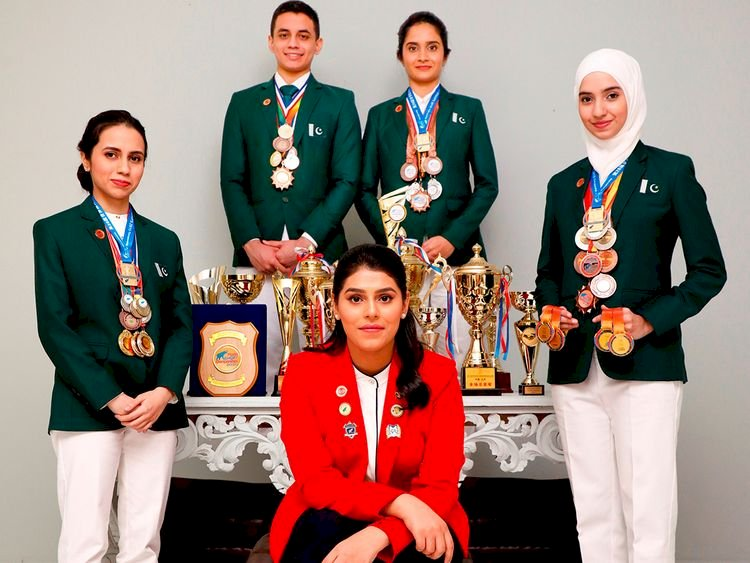 Pakistani Girl Emma Alam Wins 29th World Memory Championship