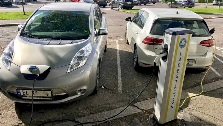 Norway Records More Than 50% Electric Car Marketshare