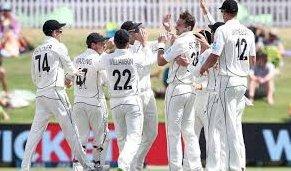 NZ Beats Pak By An Innings And 176 Runs At Christchurch