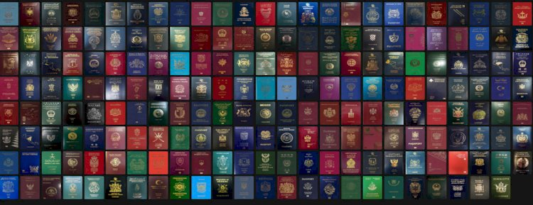 New Passport Ranking 2021 As Per Visa-Free Areas Released