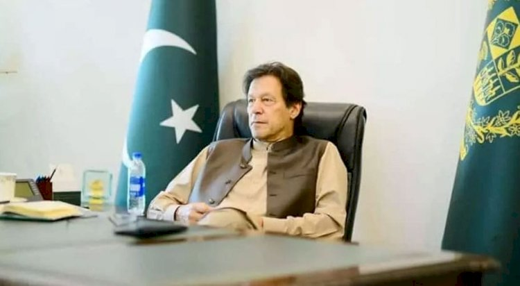 PM Imran Khan Tells Hazara Community Not To Blackmail Him