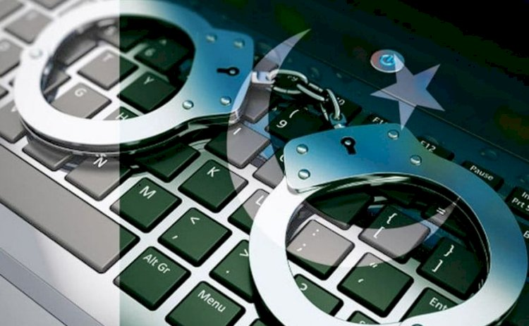 Five Foreigners Arrested By FIA Cybercrime Wing