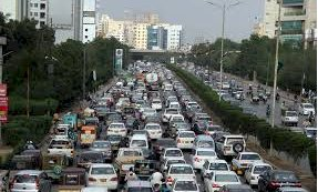 Karachi Traffic Police Will Now Fine You For Slow Driving