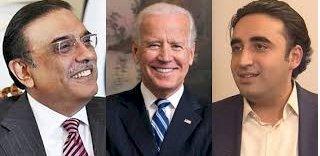 Bilawal, Zardari Invited To Joe Biden's Inauguration Ceremony