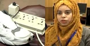 Faisalabadi IT Student Develops Smart Shoe For Blind People