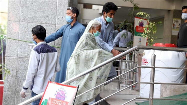 53 Deaths, 2363 New Case Of Coronavirus In Pakistan