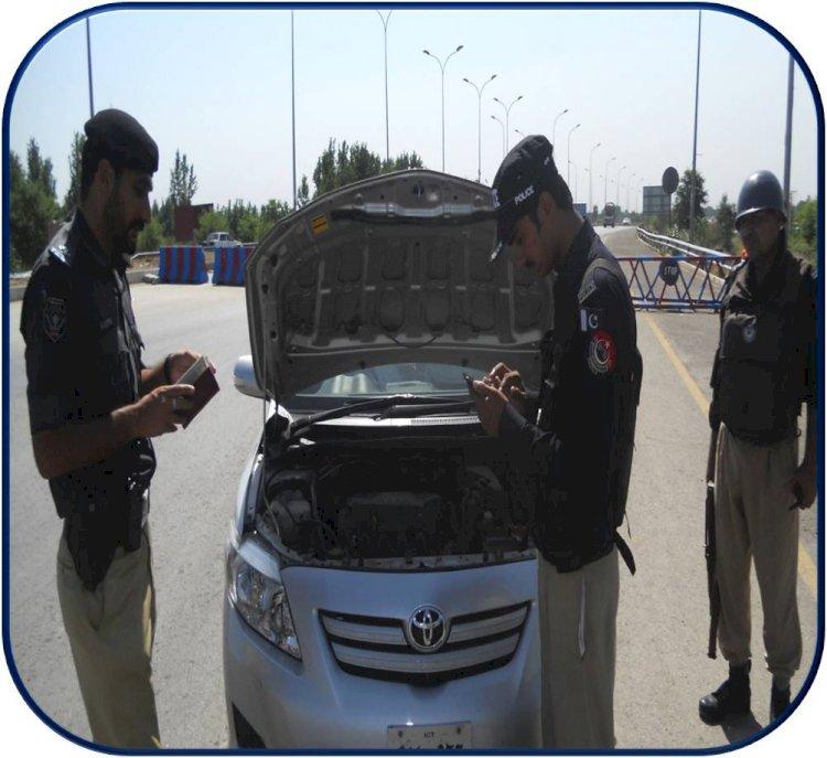 Women Caught Driving Stolen Vehicle