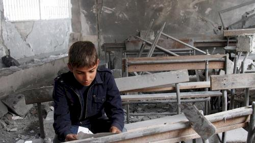 Over Half Of Syria Children Deprived Of Education: UN