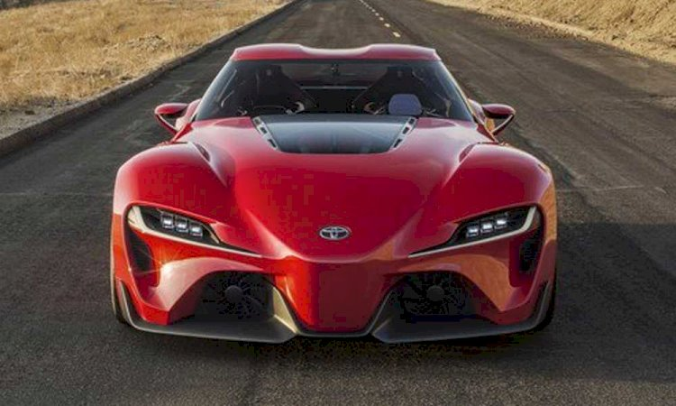 Toyota Supra Has Self-Drifting Ability