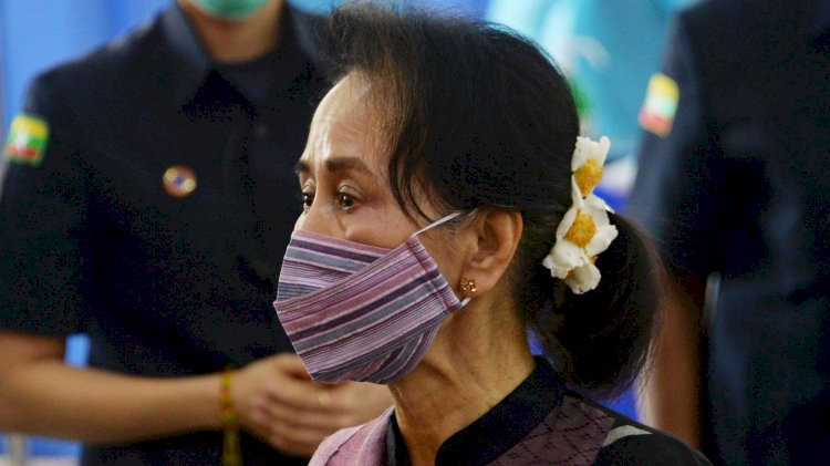 Myanmar Faced With Coup, Aung San Suu Kyi Detained