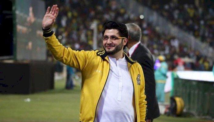 Javed Afridi Announces MG As New Sponsor Of Peshawar Zalmi