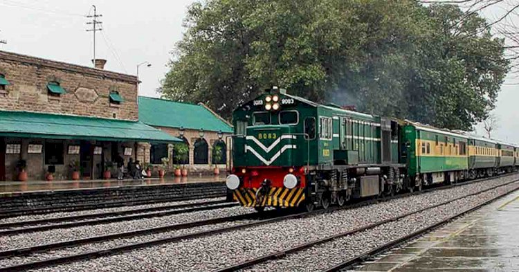 Can New Business Plan Change Pakistan Railway?