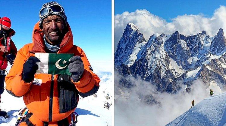 DG ISPR Calls Muhammad Ali Sadpara Our National Hero