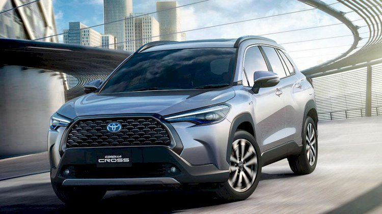 Toyota Corolla Cross to Hit Pakistani Market in March 2021