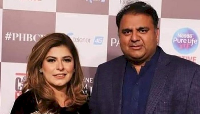 Fawad Chaudhry's wife launches fashion label