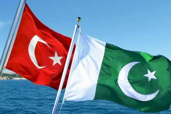 Pakistan Turkey Joint Military Excercise ATATURK-XI Starts In Terbela