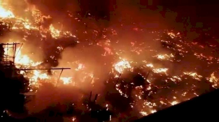 Three Laborers Killed In Karachi Factory Fire