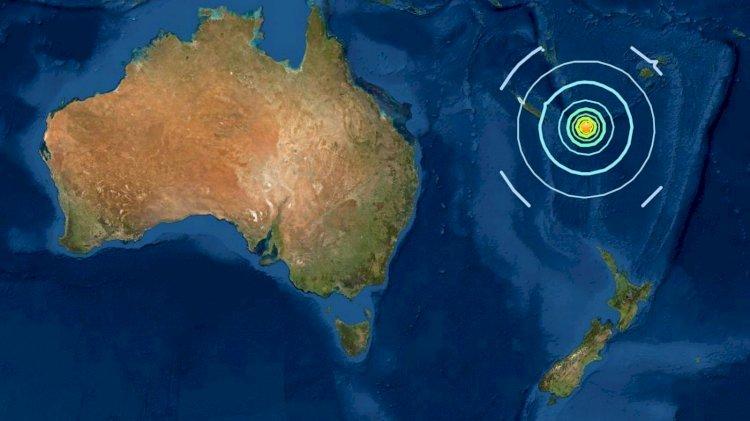 Magnitude 7.7 Earthquake Generates Tsunami In South Pacific