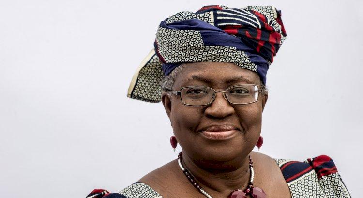 Ngozi Okonjo-Iweala Makes History