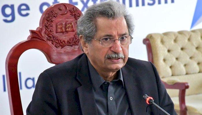 Shafqat Mehmood's important announcement regarding regular classes