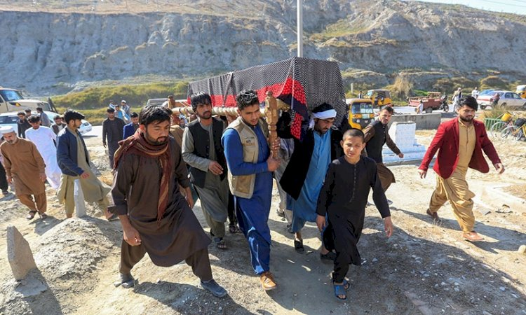 Afghans In Shock After Three Female Media Workers Gunned Down In Jalalabad