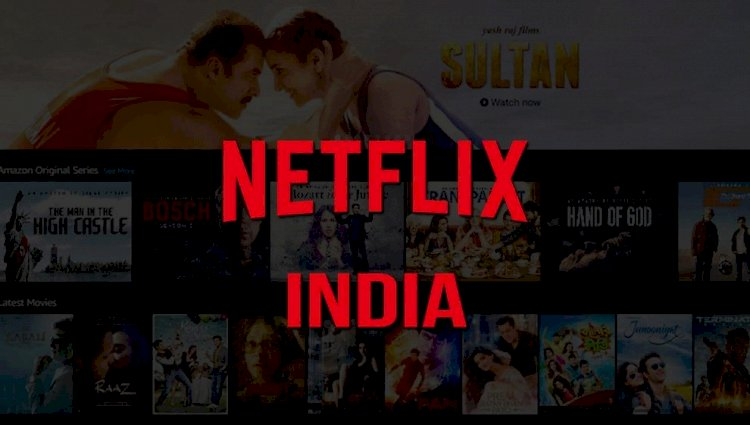 """NETFLIX to stream more than 40 Bollywood series this year """